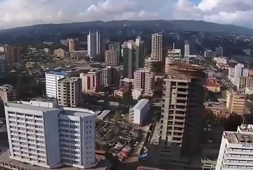 How Addis Ababa came to look like a Chinese city? - Oak